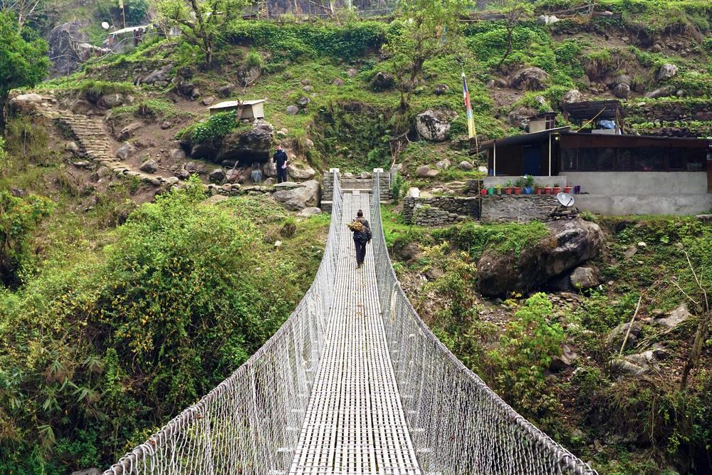 Itinerario sull'Annapurna