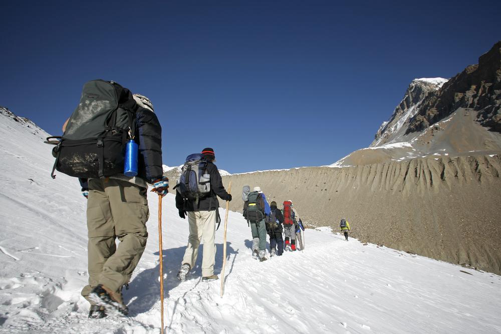 Scalare l'Annapurna