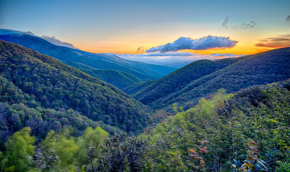 Trail degli Appalachi