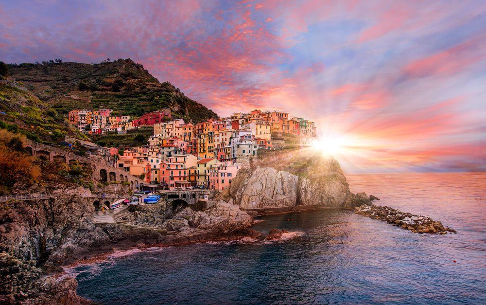 Top 10 itinerari in Italia: Cinque Terre