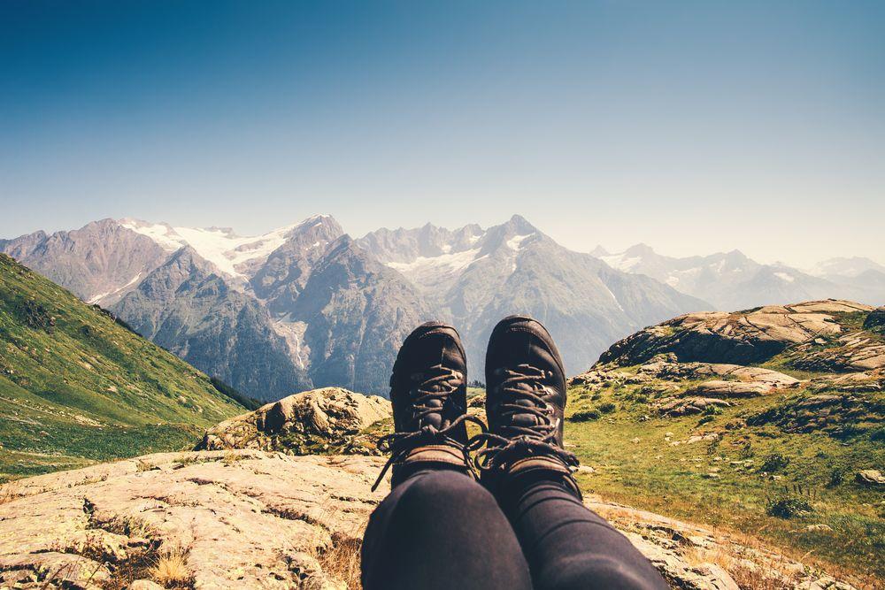 La scarpe da trekking adatte per la montagna