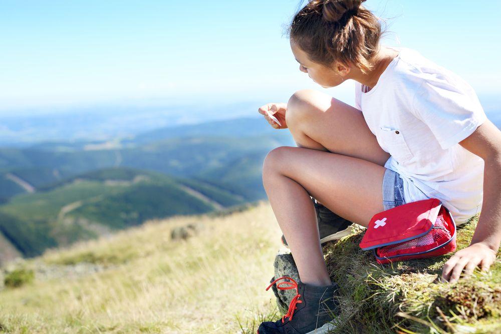 Kit di Pronto Soccorso da trekking: soluzioni a portata di mano