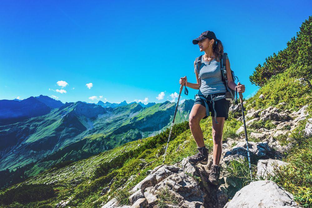 Abbigliamento sicuro da trekking