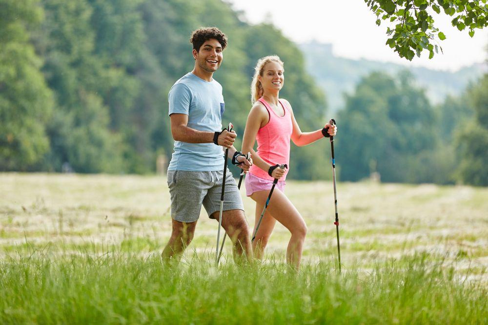 Nordic Walking: lo sport della salute
