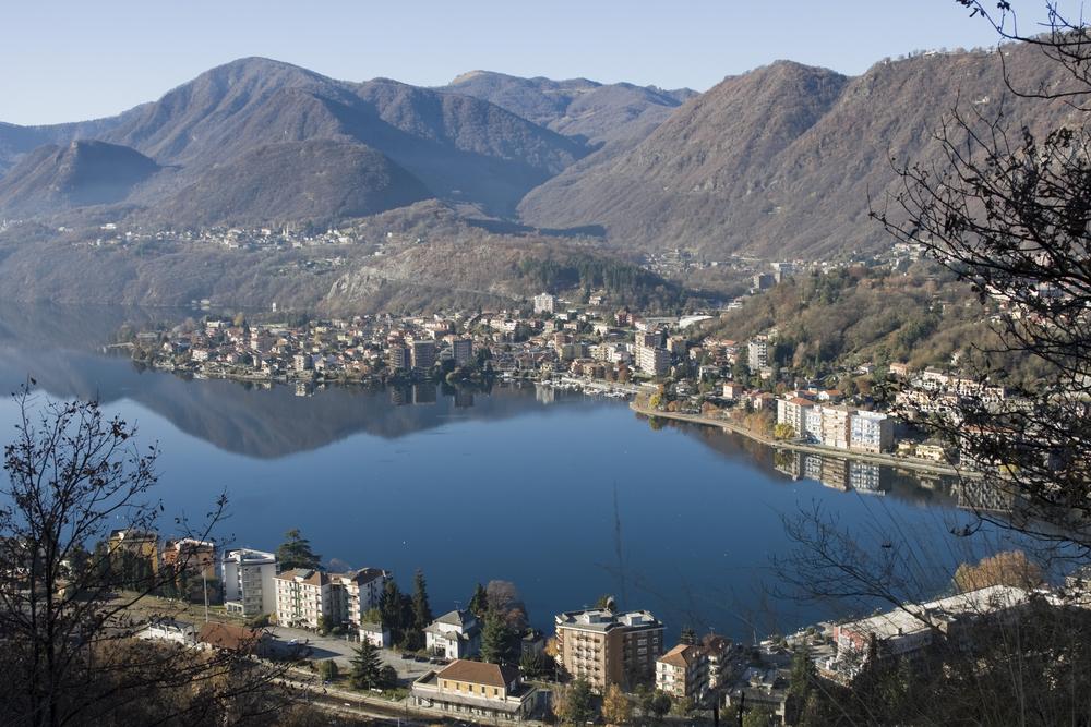 Trekking sul Lago d'Orta
