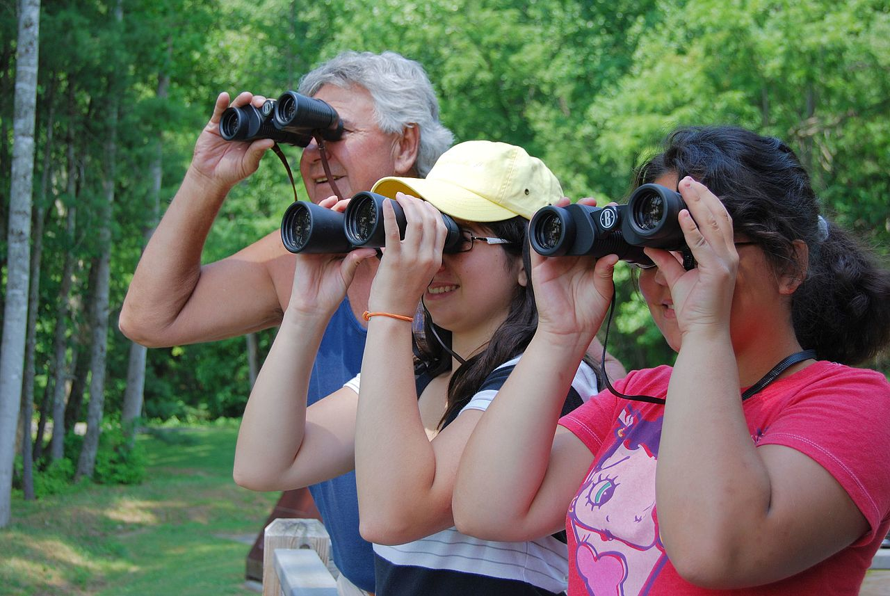Birdwatching_with_grandpa_Claytor_Lake_State_Park_Virginia_(16589750059)