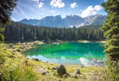 Lago Carezza, Sudtirol