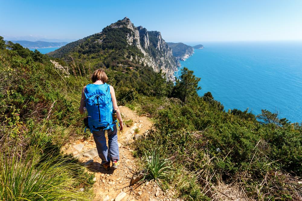 sentiero azzurro, Cinque Terre