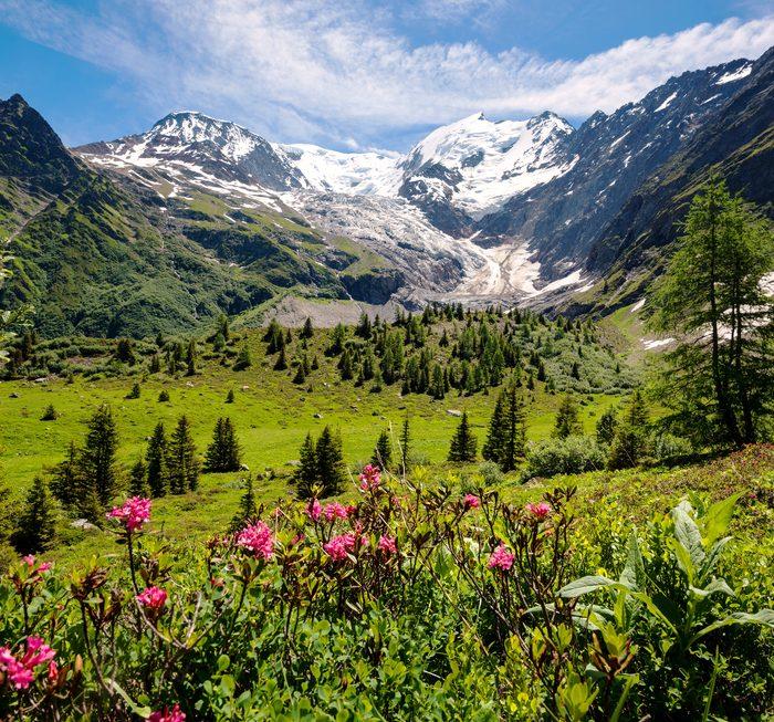 Rifugi del Monte Bianco
