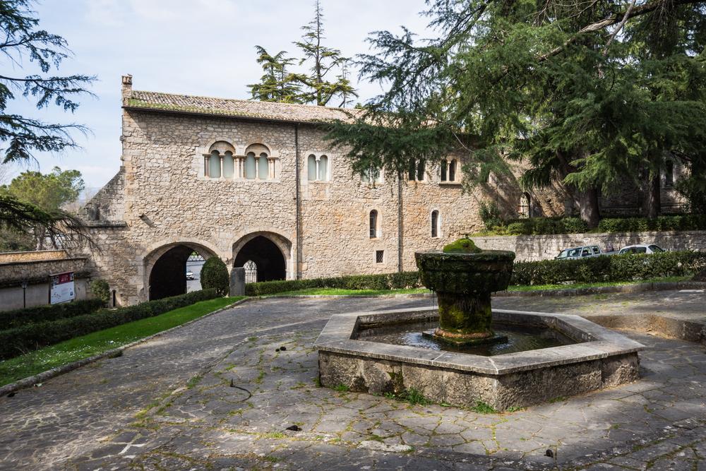 Casamari - Cammino di San Benedetto