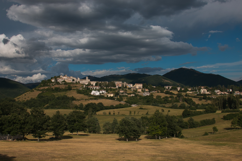 Monteleone di Spoleto, San Benedetto