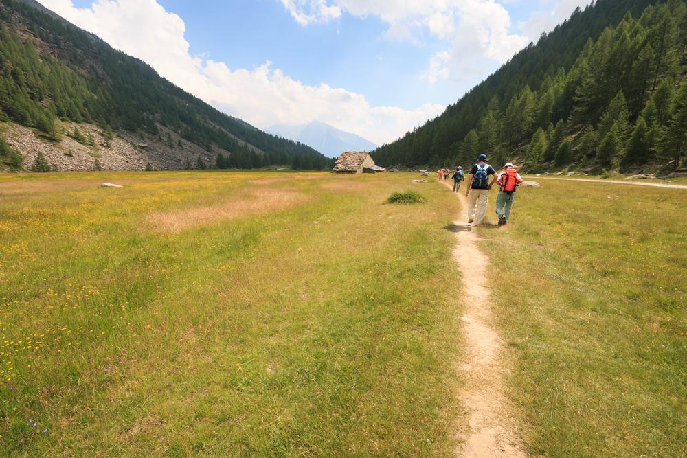 Tour des Six, Valle d'Aosta