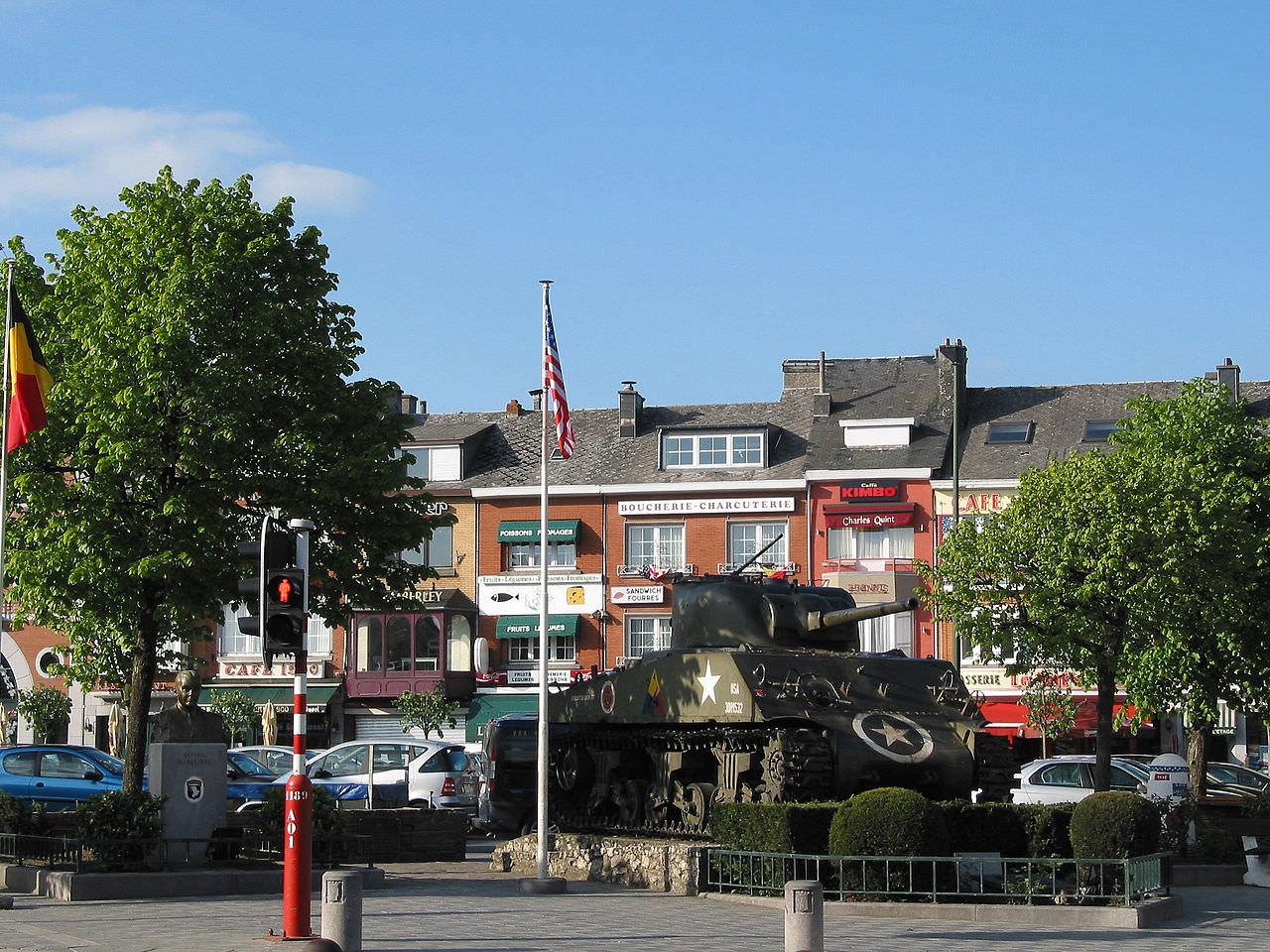 Bastogne, Belgio