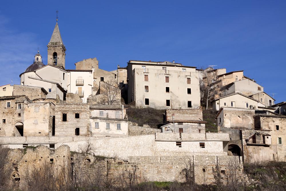 Cocullo, Abruzzo