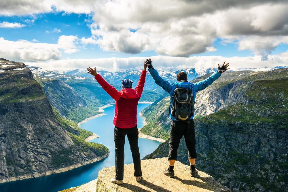 Trekking in Scandinavia