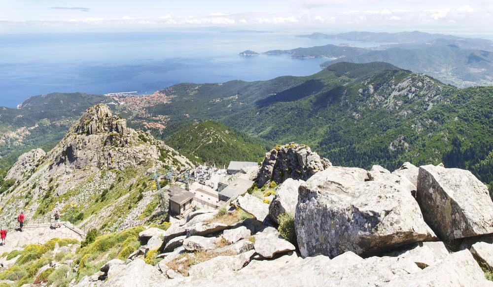 Monte Capanne, vetta