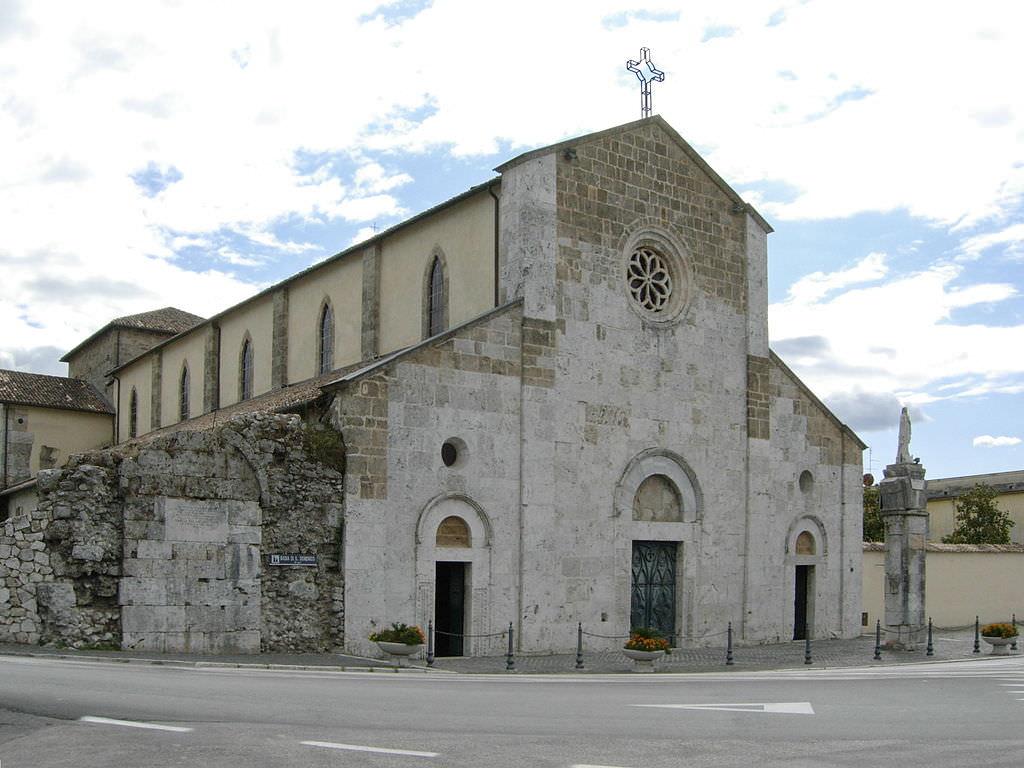 Abbazia San Domenico Sora