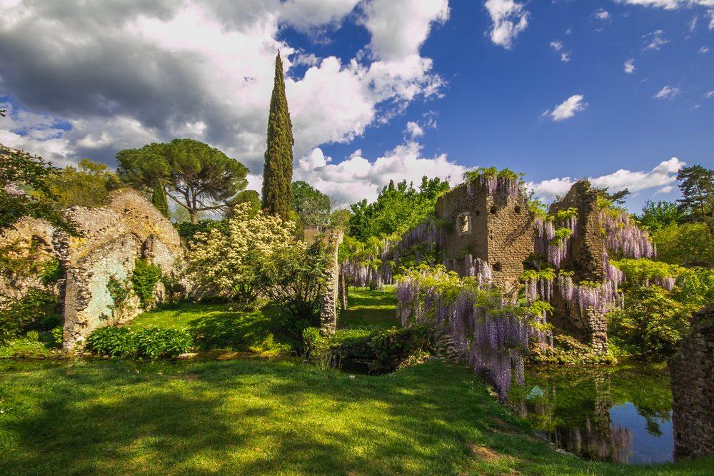 Giardino Di Ninfa Una Passeggiata Nel Pi Bel Parco Del