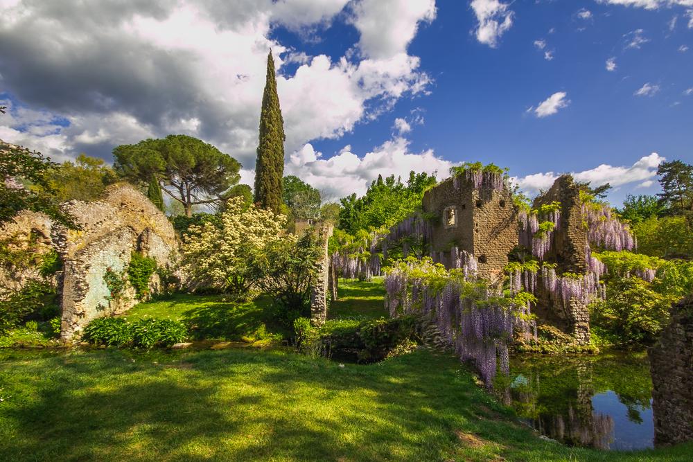 Giardino Di Ninfa Una Passeggiata Nel Pi Bel Parco Del Mondo