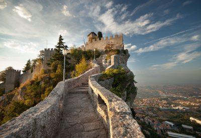 Rocca del Titano, San Marino