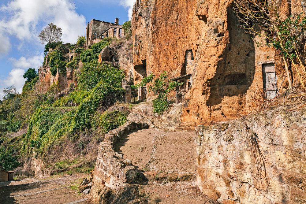 Borgo, Civita di Bagnoregio