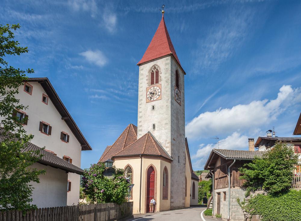 Renon, chiesa tirolese