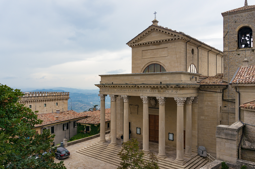 Basilica San Marino