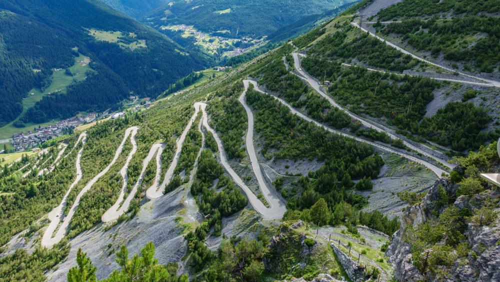 Trekking Fraele-Cancano