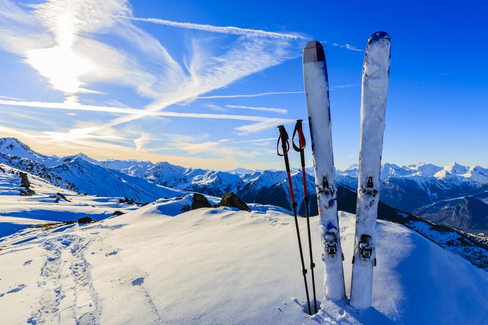 Attrezzatura da sci