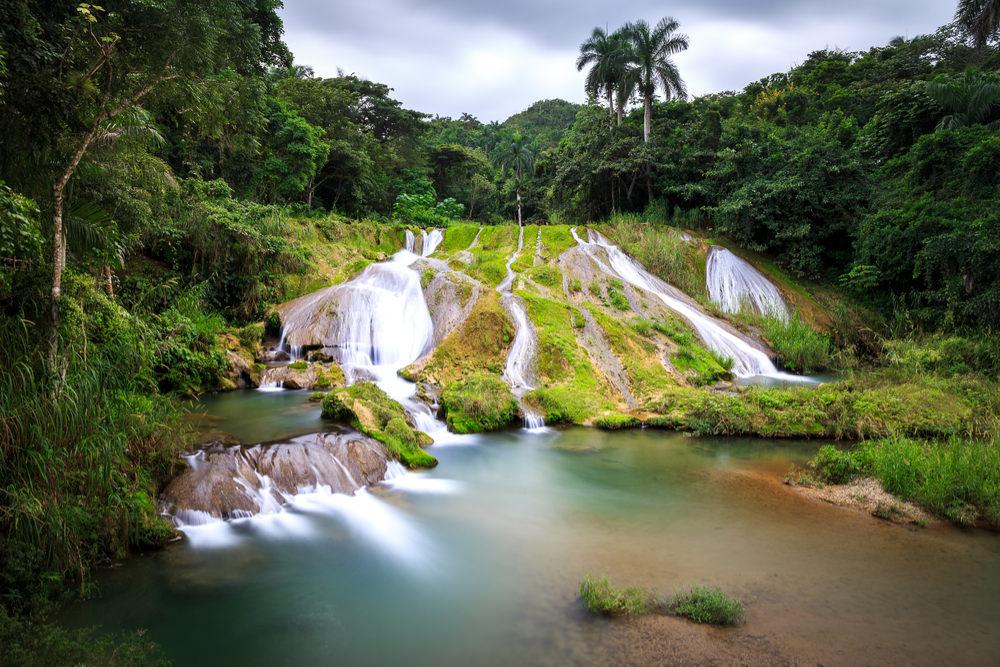 El Nicho, turismo sostenibile a Cuba