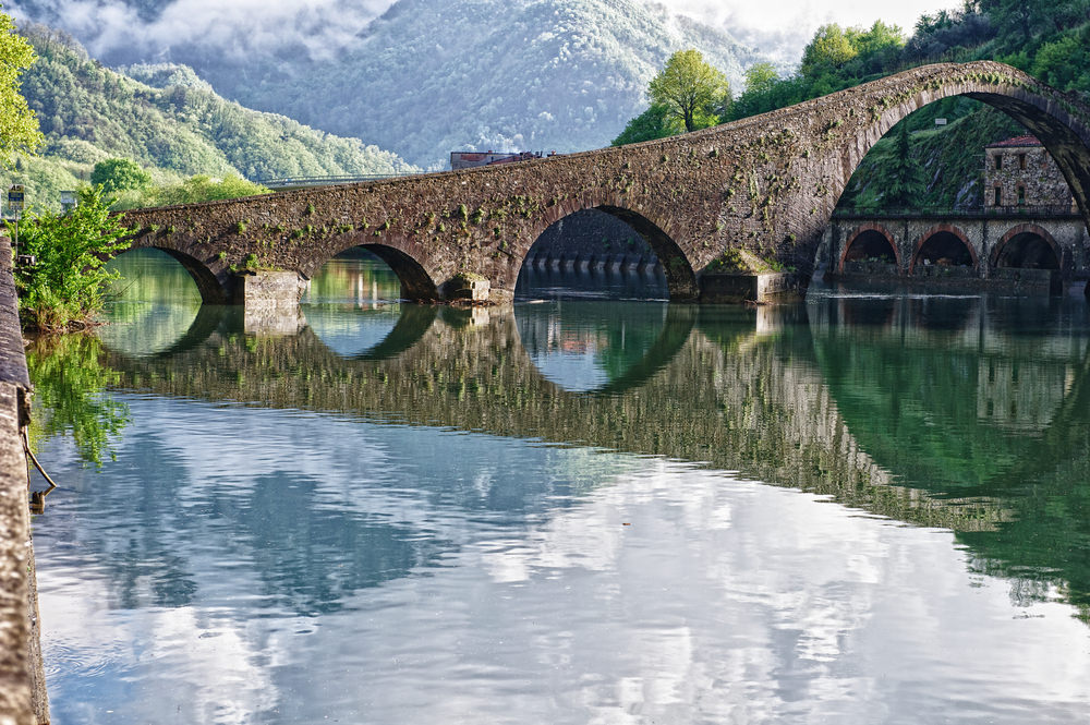 Borgo a Mozzano, Garfagnana