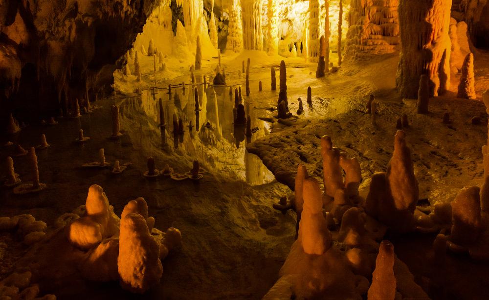 Grotte di Frasassi, Genga