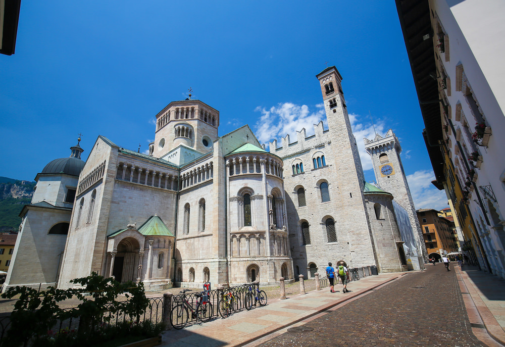 Cattedrale San Vigilio, Trento