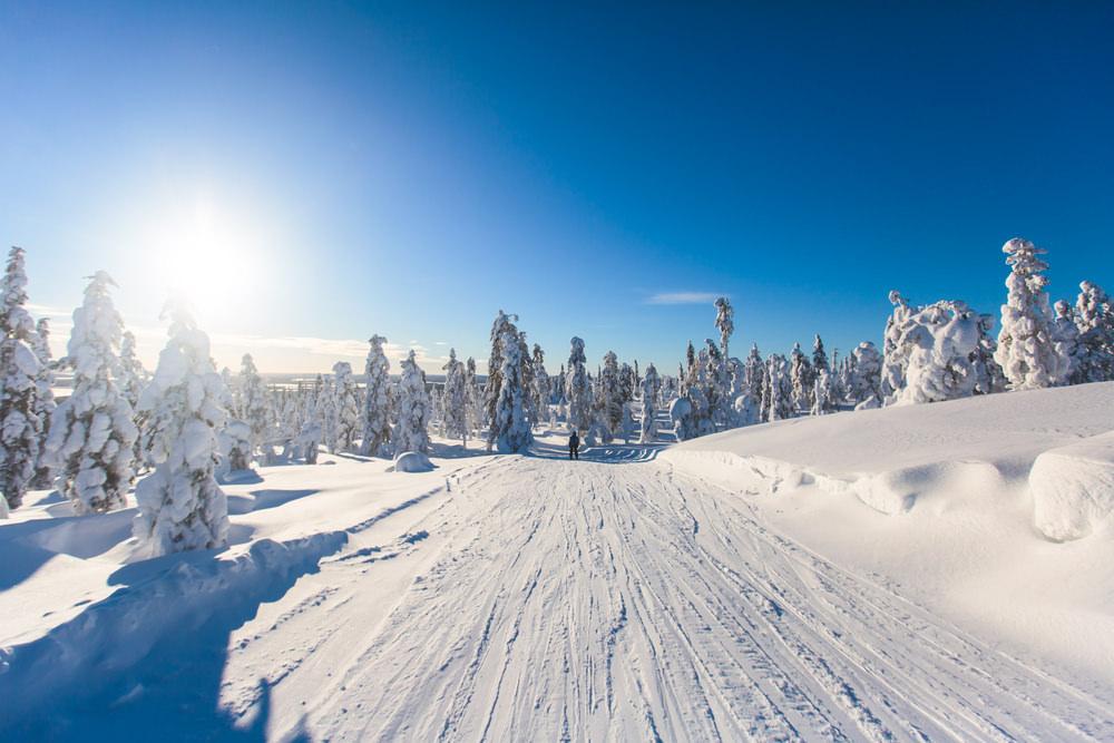 Trysil in Svezia