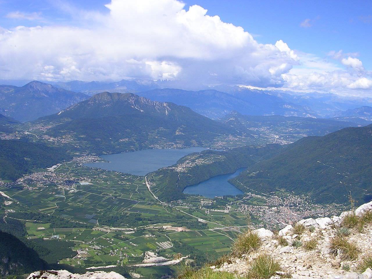 ippovia del Trentino, Levico e Caldonazzo