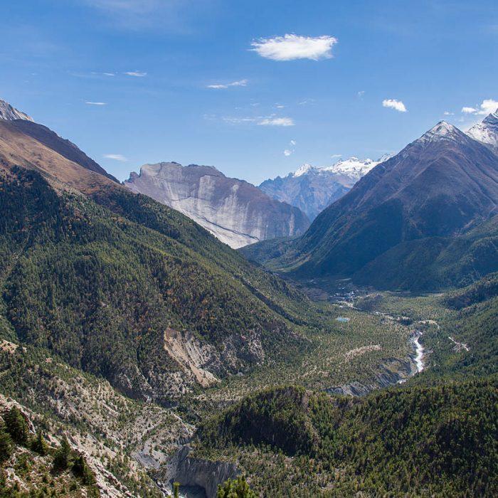 Trekking in Nepal, Marsyangdi
