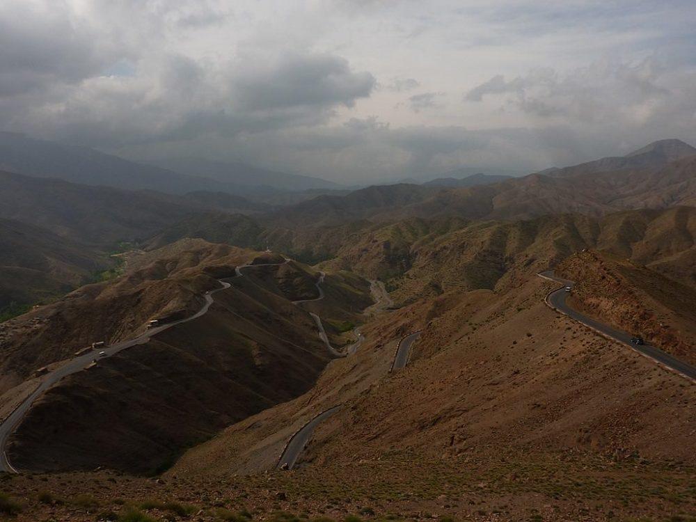 Tizi n'Tichka, Marocco