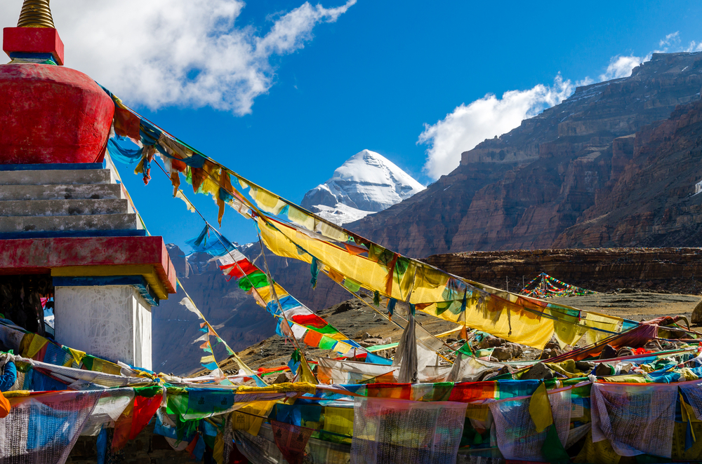 Giro del Monte Kailash