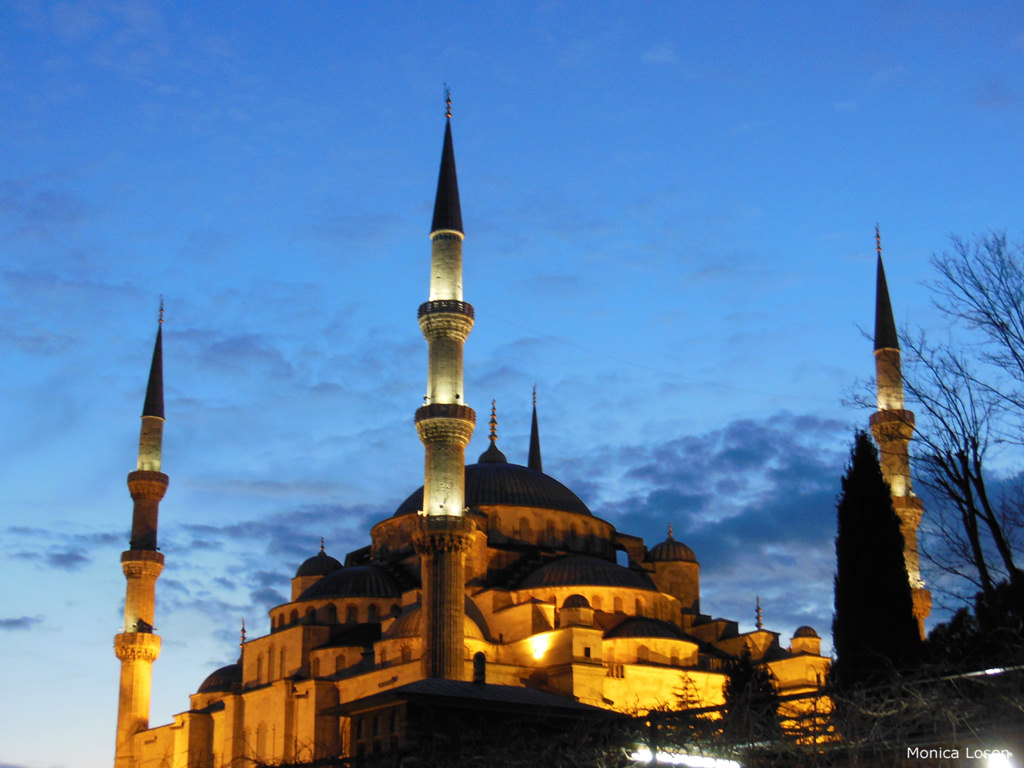 Istanbul Agia Sofia