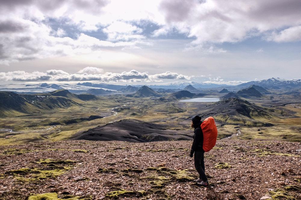 Laugavegur, trekking Islanda
