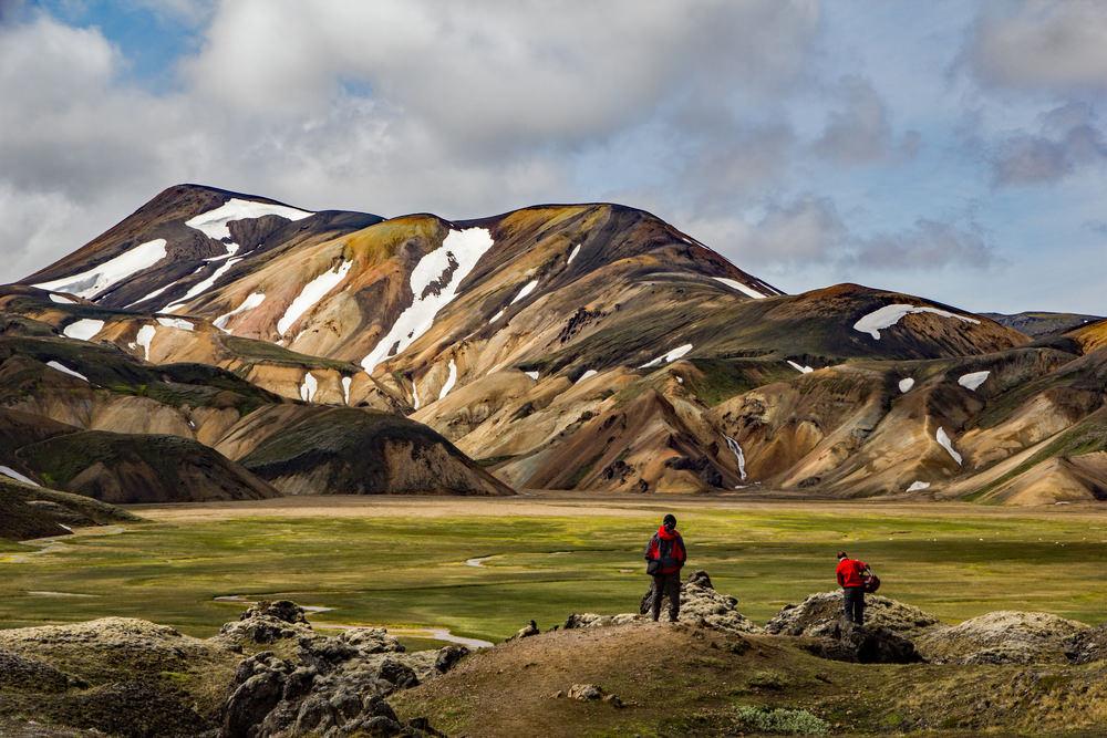 Laugavegur Islanda