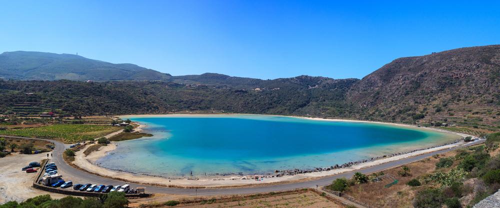 Lago Venere, trekking Pantelleria