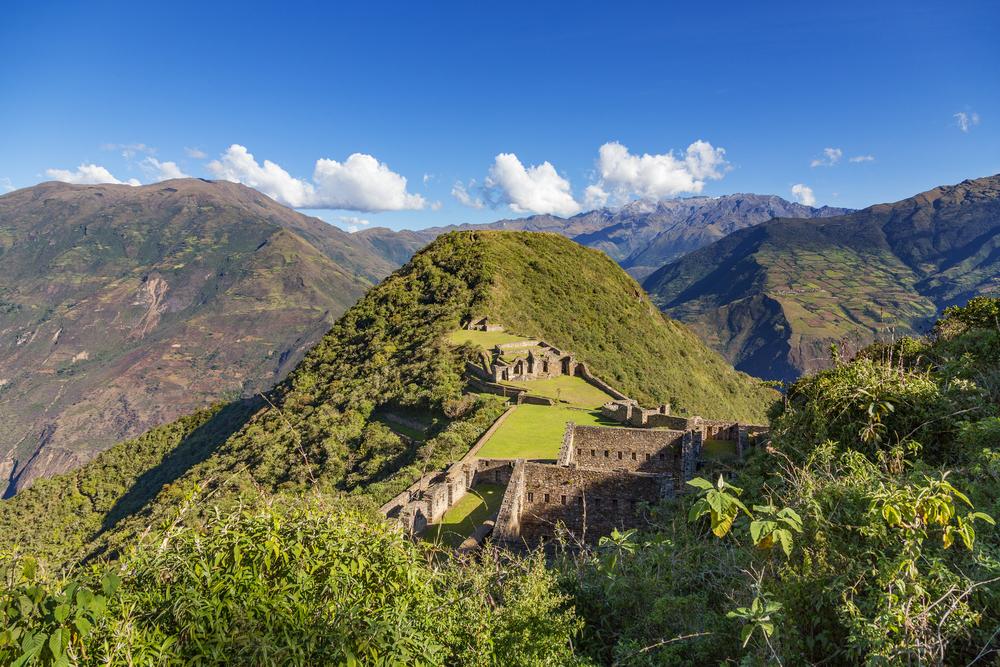 """Choquequirao, la gemella """"sconosciuta"""" di Machu Picchu"""
