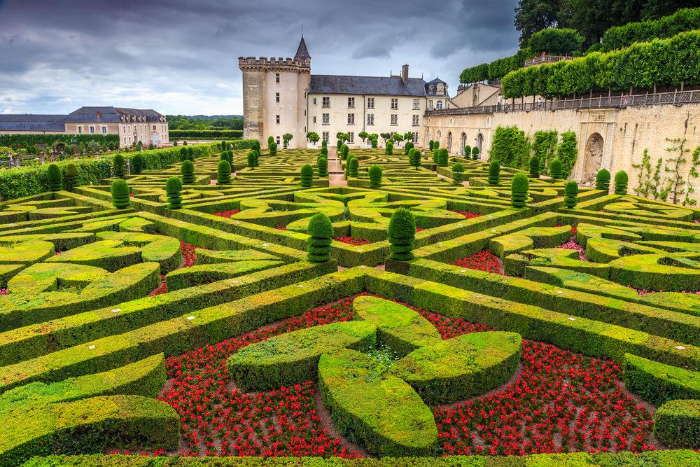 Castelli della Loira - Villandry