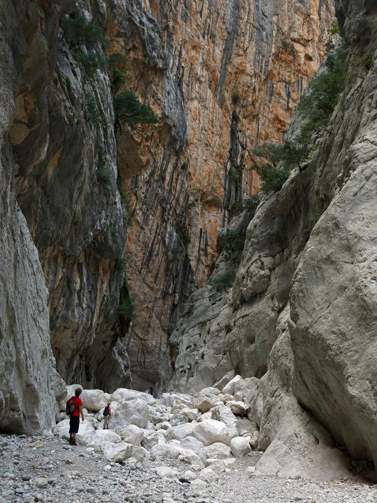 Gola di Gorropu, il canyon della Sardegna