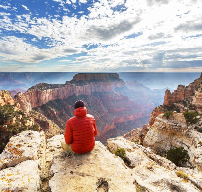 Trekking Grand Canyon USA