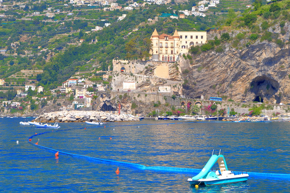 Maiori, Costiera Amalfitana - sentiero dei limoni