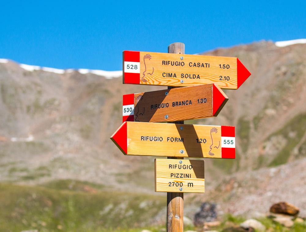 Parco Nazionale dello Stelvio - Anello Glaciologico