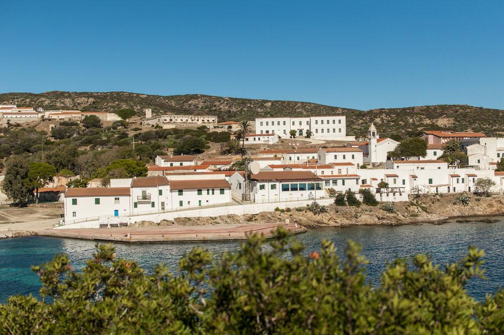 Isola Asinara, trekking Sardegna