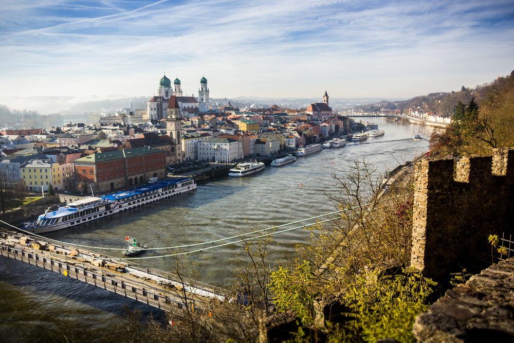 Passau, Baviera
